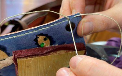 E-Textile, en el taller de complementos en piel